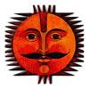 अग्नि तत्व राशि षष्ट भाव में सूर्य