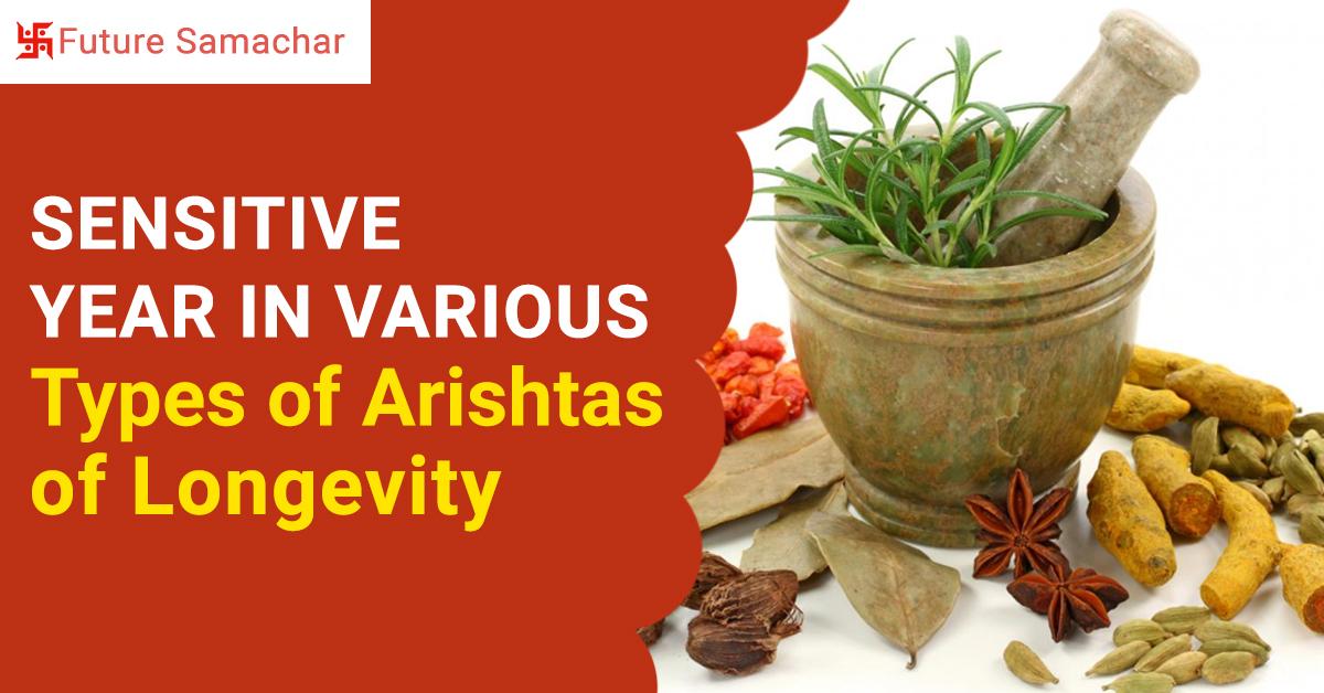 Sensitive Year in Various Types of Arishtas of Longevity