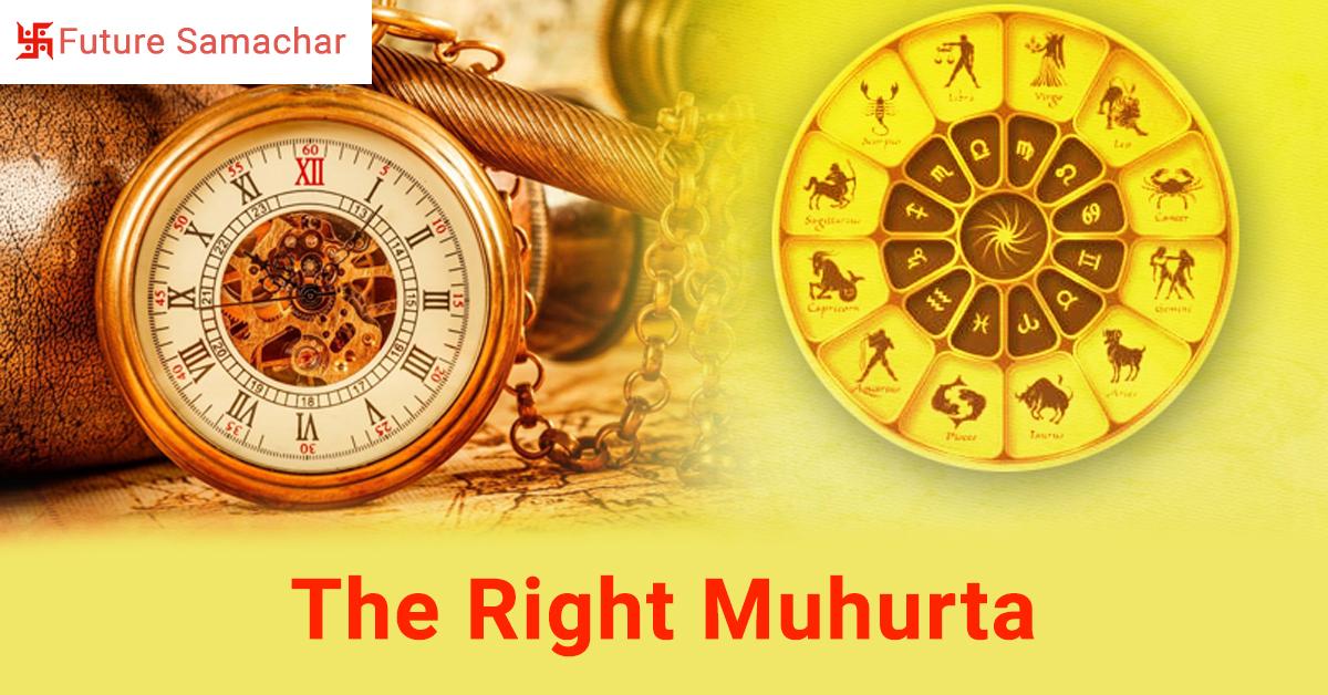 The Right Muhurta